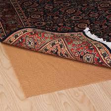 rug stop non slip indoor rug pad size 4 x 6 rug pad