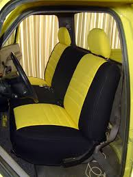 ford f 150 250 350 front seat cover 1992 1995