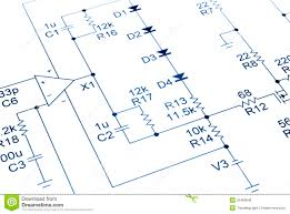 electronic circuit diagram audio royalty free stock photos image electronic circuits projects diagrams free at Free Electronics Diagrams