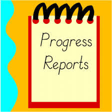Image result for progress report cards