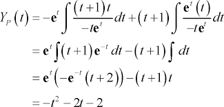 the general solution for this diffeial equation is