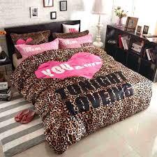 leopard print bedding set leopard comforter set king size bedding cool print in on 8 animal