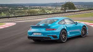 Porsche 911 Turbo S (2016) review by CAR Magazine