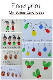 138 Best Christmas Cards Kids Can Make Images On Pinterest  Diy Christmas Card Craft For Children