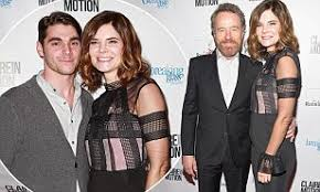 Breaking Bad's Bryan Cranston and Betsy Brandt reunite at Claire In Motion  premiere | Daily Mail Online