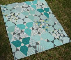Jaybird Pattern Review - Lotus - Sew Sweetness & 4 - Lotus Quilt Front - Marci Girl Designs Adamdwight.com