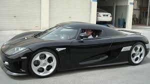 2007 Koenigsegg CC - Partsopen