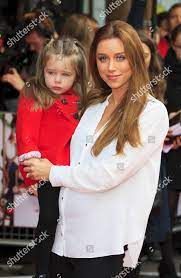 Una Foden daughter Aoife Belle Foden Editorial Stock Photo - Stock Image