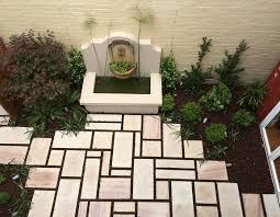 Small Picture Courtyard Garden Design Landscape Garden Inner West Sydney
