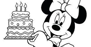 Mickey And Minnie Mouse Coloring Pages Tlalokesorg