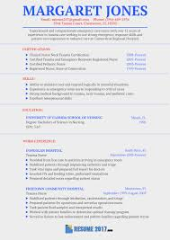 Occupational Therapy Resume Examples Beautiful This Flawless Nurse
