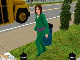 the sims teenagers high school r ce part time jobs a teenager in the sims 3 off to school