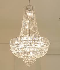Kristall Kronleuchter Luxus Kronleuchter Camille 4l