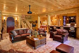 Photos - Log home pictures interior