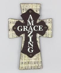 amazing grace cross cross wall artcross  on amazing grace metal cross wall art with love this amazing grace cross on zulily zulilyfinds oh my