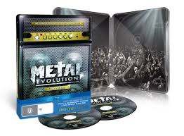 Vh1 Metal Evolution Chart Metal Evolution Tommy Girard