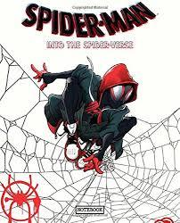 amazing spiderman peter parker notebook