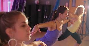 yoga aerial pilates barre cles
