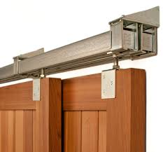 Overlapping Sliding Barn Doors Bypassing Sliding Doors Sliding Bypass Closet Doors Of