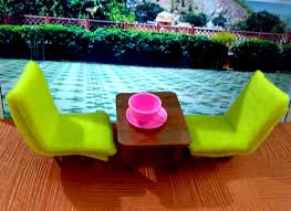 how to make doll furniture. Tags: Doll Furniture DIY, Furniture, Easy To Make  Dollhouse How Dolls House From Cardboard,