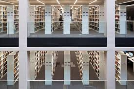 shelving system library