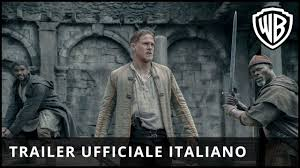 King Arthur - Il potere della spada - Trailer Finale Ufficiale Italiano -  YouTube