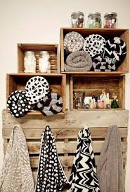 Decorating With Wooden Boxes