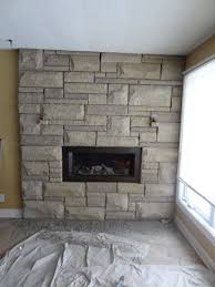 Fireplace Restructuring From Wood To Gas Ottawa Case Study