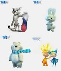 Символы и талисманы Олимпийских Игр Спортивные персонажи и  Символы и талисманы Олимпийских Игр 31
