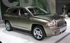 2007 Jeep Compass - Information and photos - ZombieDrive