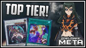 Fortune Lady Light New Fortune Lady Deck Is Top Tier Yu Gi Oh Duel Links