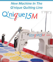 All Quilting Sewing Machine Brands - Portable and Commercial & Grace Qnique 15M Manual Free Motion Only, 15x9