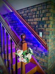 under stairs lighting. Large Size Of Stair Img Light Philips Hue Strip Hack Using Rgb Smd For Stairs Not Under Lighting