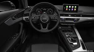 black audi a4 interior. 2017 audi a4 20t quattro usspec interior cockpit wallpaper black 1