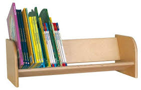 Wooden Book Display Stand Book Display Storage School Office Direct School Office 48