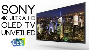 sony tv 4k oled. sony 4k 56\ tv 4k oled youtube