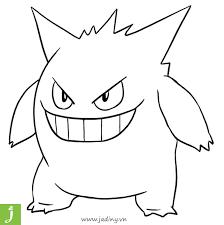 Món quà tranh tô màu Pokemon Mega Evolution với đầy đủ hình ảnh đáng yêu -  Jadiny