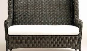 patio sofa replacement cushions elegant dining chair seat cushions inspirational wicker outdoor sofa 0d