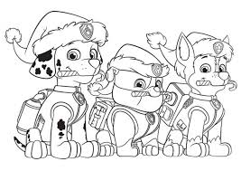 Small Picture 20 Free Printable Paw Patrol Coloring Pages EverFreeColoringcom