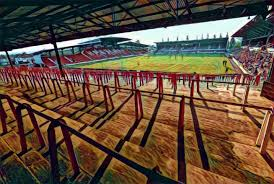 Wrexham football club in wrexham. Don T Take Me Home The World S Oldest International Football Stadium