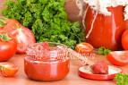 Домашняя томатная паста на зиму. рецепт
