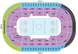 Bc Place Interactive Seating Chart Skate Canada International Practices Thursday Tickets