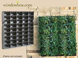 living wall planter vertical garden