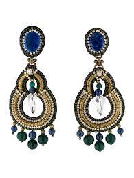 captivating emerald chandelier earrings 26 black rose gold crystal diamond