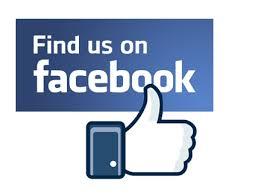Αποτέλεσμα εικόνας για find us in facebook