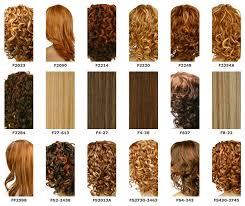 Ombre Weave Color Chart Hair Color Chart