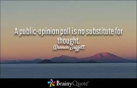 poll quotes