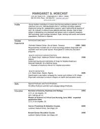 Resume Microsoft Template Free Resume Templates Word Best Resume ...