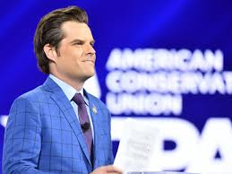 Republican Matt Gaetz faces call to resign by member of his own party    Republicans   The Guardian