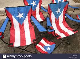 Miami Florida Little Havana Calle Ocho Festival Cuban fair folding chairs Puerto Rico flag theme & Miami Florida Little Havana Calle Ocho Festival Cuban fair folding ... Cheerinfomania.Com